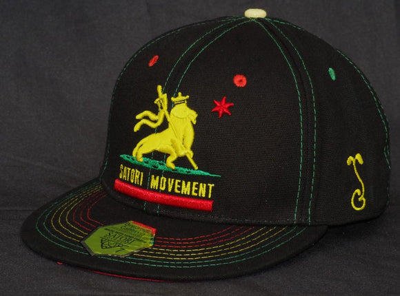 Cali Lion Fitted Hat