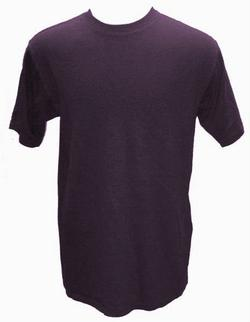 Blank Hemp T-Shirt - Purple