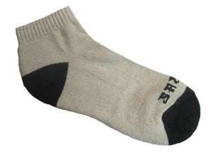 Warrior Ankle Sock - Natural