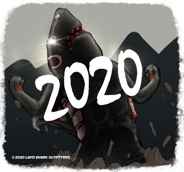 Thank God It's 2020