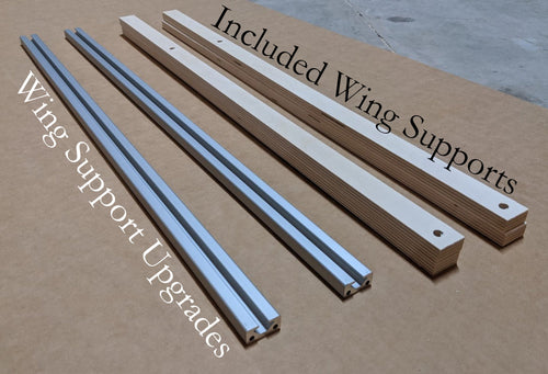 Wing Support Upgrades