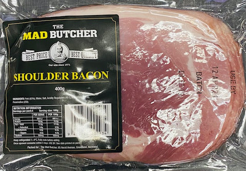 Shoulder Bacon - 400g