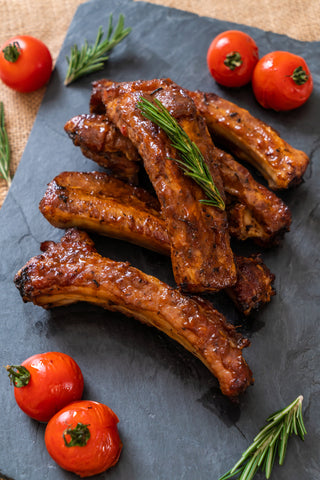 Marinated Pork Spare Ribs