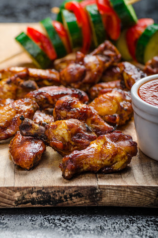 Chicken Nibbles - Marinated $25 for $20