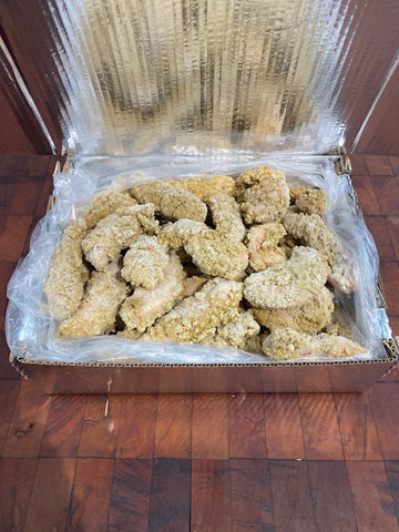 KFC Style Chicken Tenders - 4Kg Frozen
