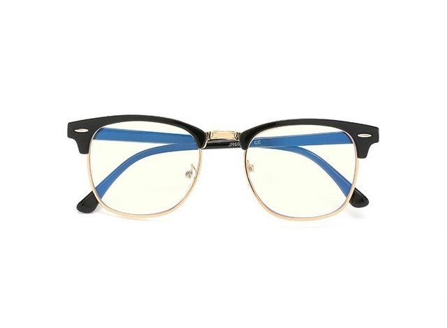 Men Optical Clear Eye glasses