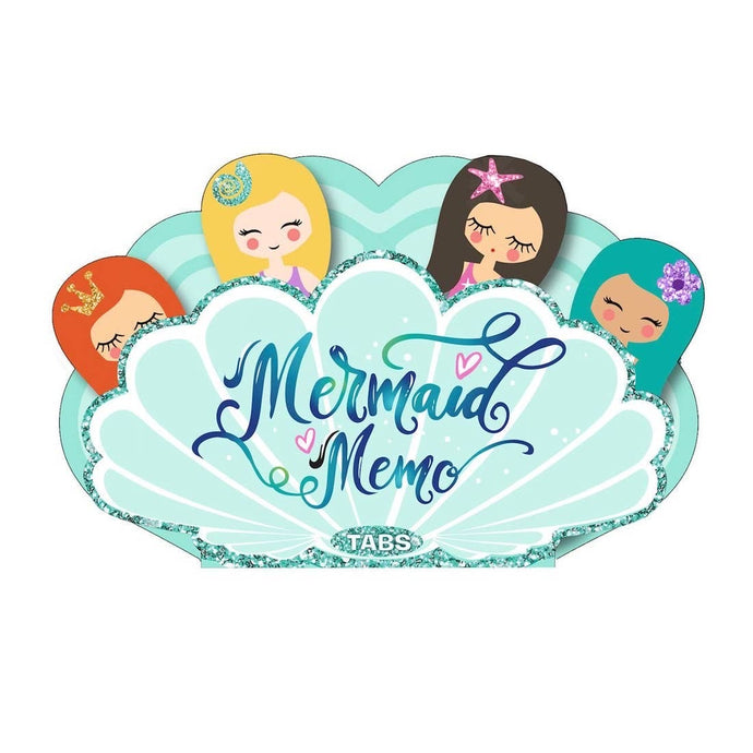 Notepad Mermaid Memos