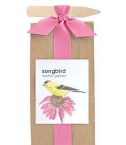Garden in a Bag- Songbird Scatter Seeds