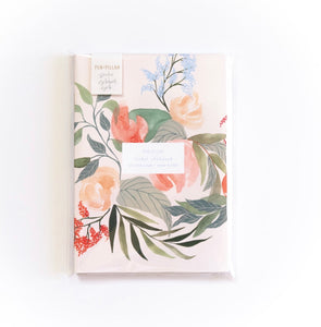 Journal Pocket Size Watercolor