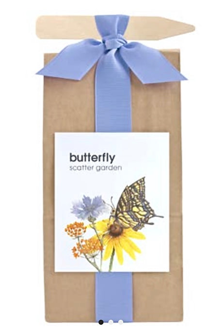 Garden in a Bag-Butterfly Scatter Seeds