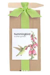 Garden in a Bag Humming Bird Scatter Seeds