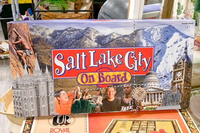 Salt Lake City On Board game