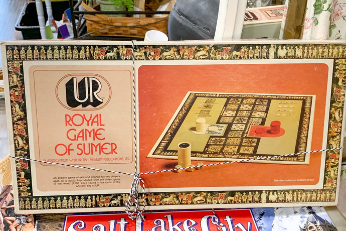 Ur Board Game
