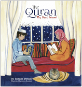 The Quran My Best Friend (Hardcover) Suzane Derani -preorder
