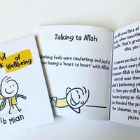 Young Muslim's Mindful Book of Well being by Zainab Mian