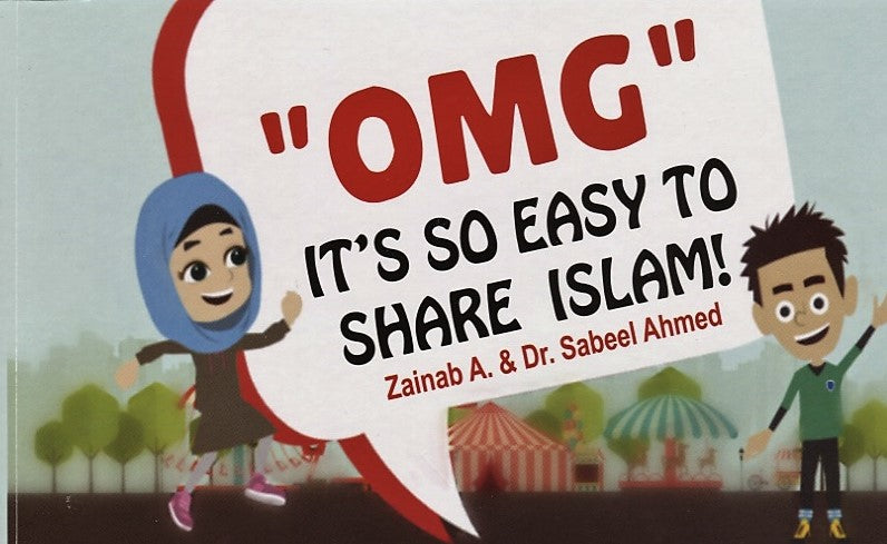 It's so easy to share Islam