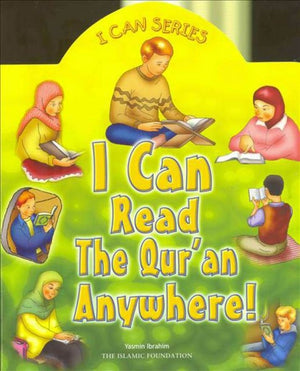 I can read the Quran (almost) Anywhere!