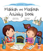 Makkah and Madina Activity Book