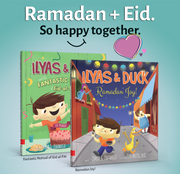 So Happy Together Set (2 books) - Ilyas & Duck