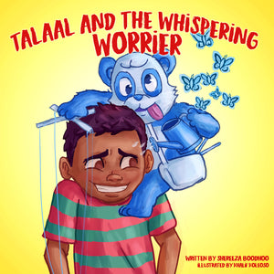 Talaal & the whispering worrier by Shereeza Boodhoo