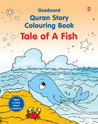 Tale of A Fish (Colouring Book)