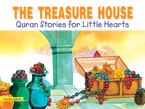The Treasure House - Hard cover