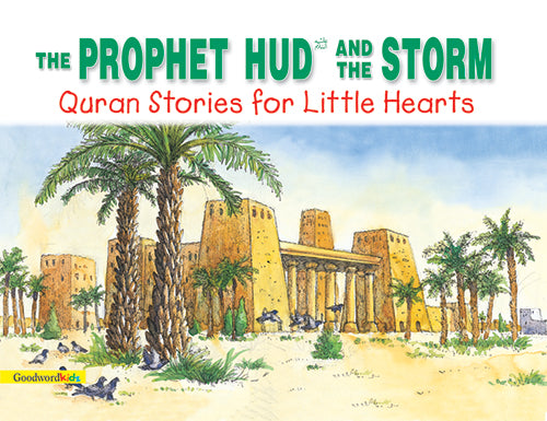The Prophet Hud and the Storm Hardcover