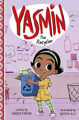 Yasmin the Recycler