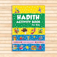 Hadith Activity Book by Goodword