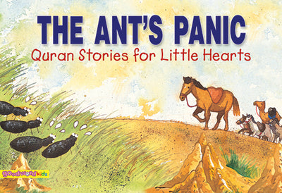 The Ant's Panic - Hard cover