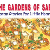 The Gardens of Saba - Hard cover