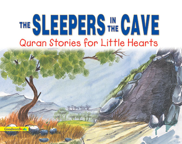 The Sleepers in the Cave -Hard cover