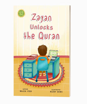 Zayan Unlocks the Quran