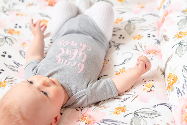 Beautiful Chaos - 100% cotton onesie
