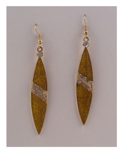 Oval drop earrings - The Jewelry Barn