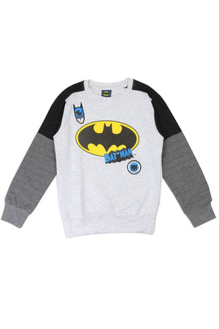 Boys batman 2-4t sweatshirt - the-jewelry-barn