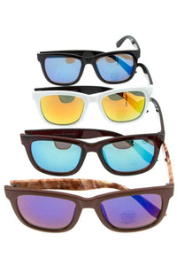 Mirror lens fashion sunglasses pack - The Jewelry Barn