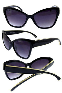 Womens outline cat eye sunglasses - The Jewelry Barn