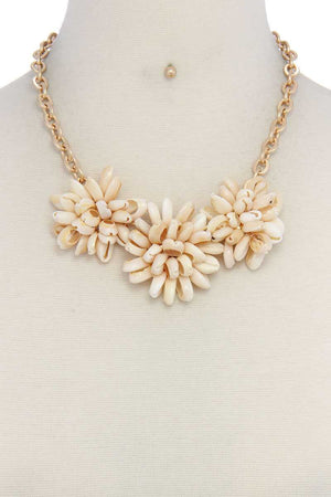 Chunky Shell Necklace - the-jewelry-barn