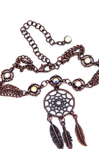 Dream Catcher Boot Chain - The Jewelry Barn