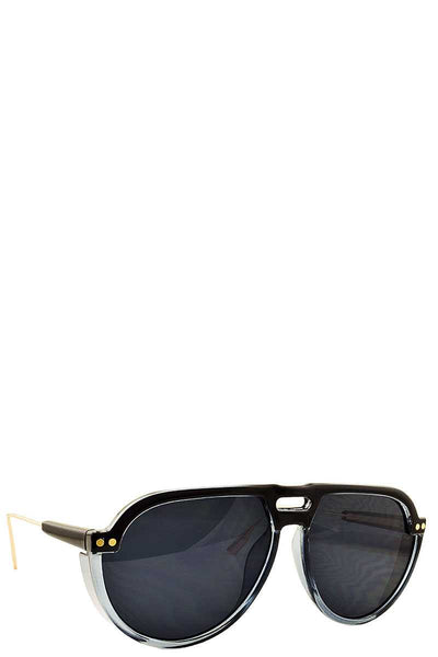 Fashion Aviator Color Tint Unisex Sunglasses - the-jewelry-barn