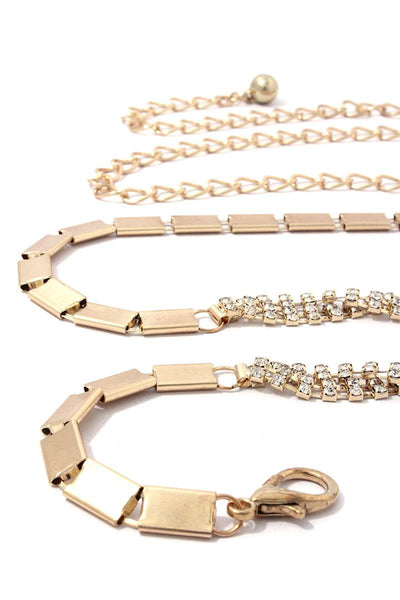 Metal Chain Belt - the-jewelry-barn