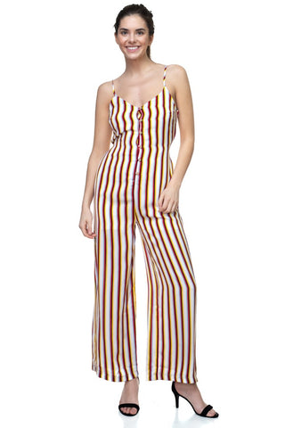 Spaghetti Strap Jumpsuit - the-jewelry-barn