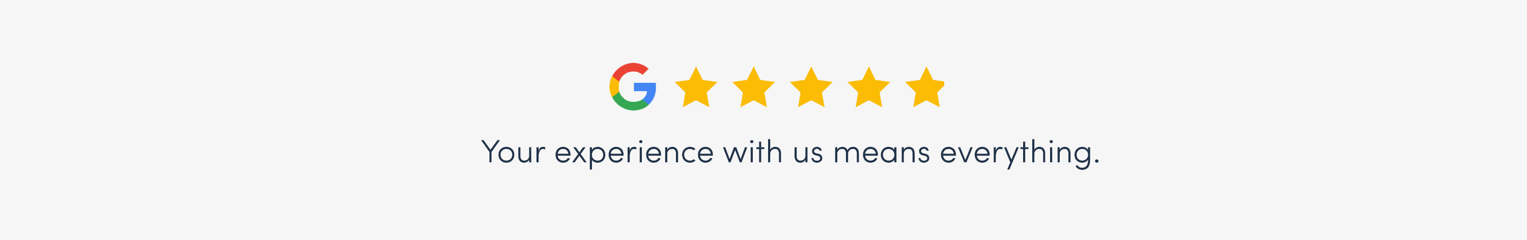 SMITH&SMITH Lighting Google Rating 5/5 By Existing Customers
