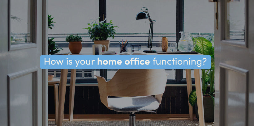 New Home Office Desk and Floor Lamp Collection for your Australian home office - delivered free in Australia by SMITH&SMITH Lighting