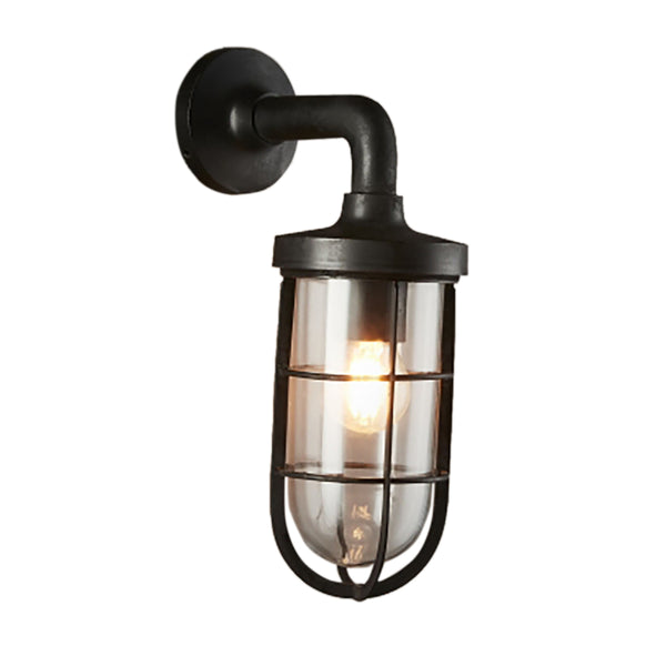 If you like the Emac & Lawton Submarine Wall Sconce Black, buy the Scottsdale Black Outdoor Wall Lamp from SMITH&SMITH, Australia's favourite decorative lighting store.