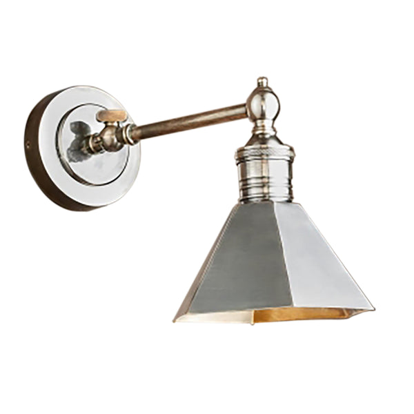If you like the Emac & Lawton Mayfair Wall Sconce in Antique Silver, buy the Montgomery Antique Silver Sconce Wall Light from SMITH&SMITH, Australia's favourite decorative lighting store.