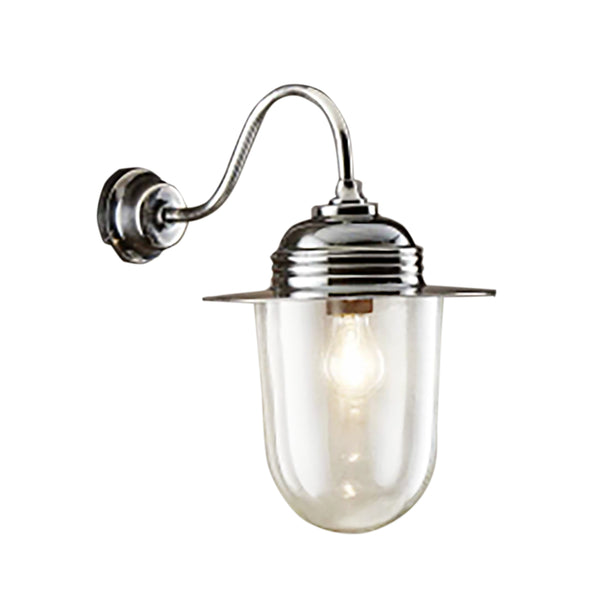 If you like the Emac & Lawton Stanmore Wall Lamp in Antique Silver, buy the Chandler Antique Silver Outdoor Wall Lamp from SMITH&SMITH, Australia's favourite decorative lighting store.