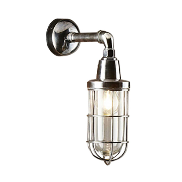 If you like the Emac & Lawton Starboard Wall Lamp in Antique Silver, buy the Avondale Antique Silver Outdoor Wall Lamp from SMITH&SMITH, Australia's favourite decorative lighting store.