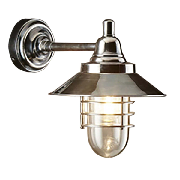 If you like the Emac & Lawton Clark Wall Lamp in Antique Silver, buy the Prescott Antique Silver Outdoor Wall Lamp from SMITH&SMITH, Australia's favourite decorative lighting store.